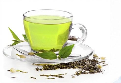 teh hijau alami