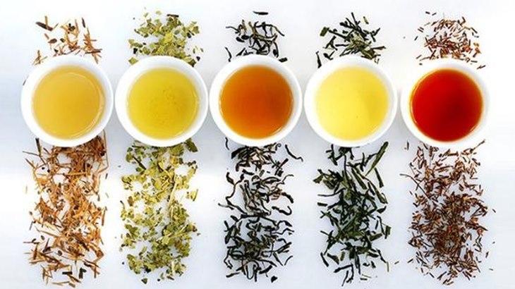 Varian rasa teh